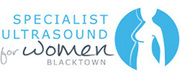 Specialist Ultrasound for Women Blacktown