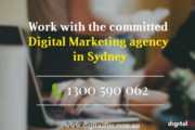 Digital Marketing Agency in Sydney,  Australia
