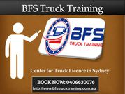 HR Licence Training Course in Sydney