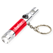 4 In 1 Compass Whistle Key Ring by PapaChina