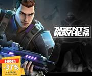 Become The Agents Of Mayhem To Defeat The Legion In Seoul at AUD$47.61