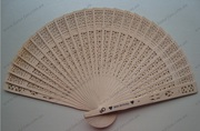 Personalised weeding fans 1.49AUD,  paper fans 1.28 AUD,  Free shipping