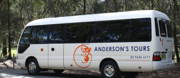 Anderson's Tours Darling Harbour