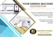 Your Sewing Machine Destination