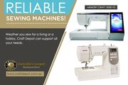 Reliable Sewing Machines!
