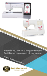 Top Brand Sewing Machines