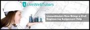 Livewebtutors Now Brings a Civil Engineering Assignment Help