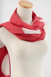 Print to Order Best Customized Silk Scarf for Women's