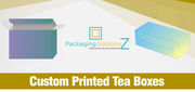Make Your Own Custom Printed Tea Boxes In Toronto Canada