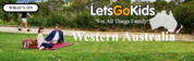 Book This Holiday in Western Australia for Fun with LetsGoKids