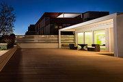 Designed Veranda Opening Louvered Roofs System