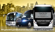 Cheap bus hire: Bus Hire Sydney