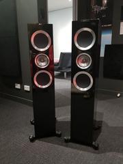 KEF R500,  R700 Floorstanding Loudspeakers