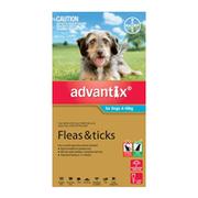 Advantix For Dogs - Free Shipping Australia