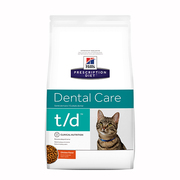Prescription Diet T/D Dental Care Dry Cat Food