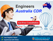 Civil Engineers Australia CDR by CDRAustralia.Org