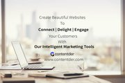 Contentder- A Platform to Create and Market Digital Presence Debuts