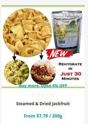 Dried Jackfruit Products Australia: Reasons Why They Are Super Healthy
