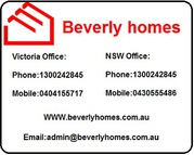 Beverly Homes' Custom Home Process