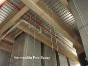 Get The Highly Acclaimed Vermiculite Spray Service In Sydney