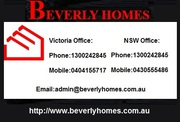 Beverly Homes renovation services
