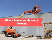 Work Safely at Heights Course