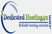 Reliable dedicated server - DedicatedHosting4u