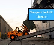 Trick to Get Cheapest Forklift Licence