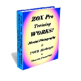 Zox Pro Training | Photographic memory training