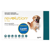 Revolution for Dogs (20 to 40Kg)- Protect Against Worm,  Flea