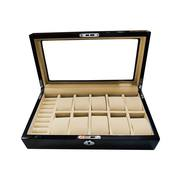 Kingsley luxury jewellery watch boxes for men