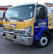 Affordable Heavy Towing in Sydney