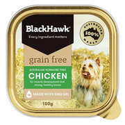 Black Hawk Grain Free Chicken Canned Wet Dog Food