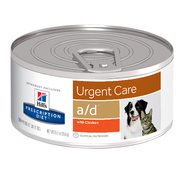 Hill's Prescription Diet a/d Canine/Feline Urgent Care with Chicken Ca