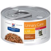 Hill's Prescription Diet c/d Multicare Feline Stress Urinary Care Chic