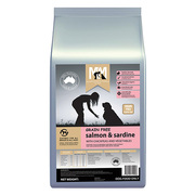 MFM Meals For Mutts Grain Free Salmon & Sardine Dry Dog Food