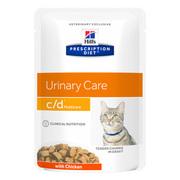 Hill's Prescription Diet c/d Multicare with Chicken Feline Cans