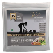 Meals for Mutts Hypoallergenic Grain Free Gluten Free Turkey & Chicken