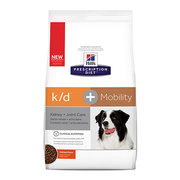 Hill's Prescription Diet k/d + Mobility Chicken Dry Dog Food