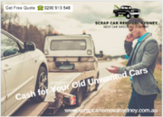 Cash for Your Old Unwanted Cars