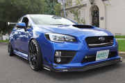2015 Subaru WRX STI very fast car