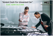 Instant Cash For Unwanted Car
