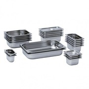 Mixrite Gn Pans (201 Stainless Steel) 530X162X40 24040
