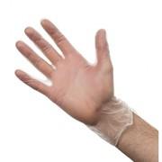 Vogue Powder Free Vinyl Gloves L (Pack of 100)