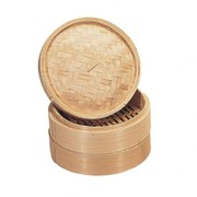 Vogue Bamboo Food Steamer 203mm