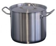 Forje Stock Pot - Including Lid 12Lt WSS12