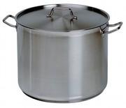 Forje Stock Pot - Including Lid 20Lt WSS20