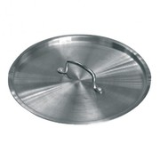Vogue Aluminium Saucepan Lid 180mm
