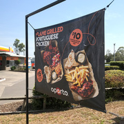 Professional Vinyl Banners for Outdoor Banner Signs