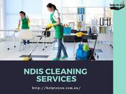 NDIS Cleaning Services |  NDIS Cleaning Services